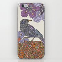 tennessee iPhone & iPod Skins featuring Hello Tennessee by Valentina Harper