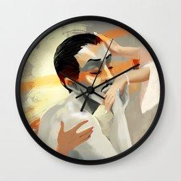 The Mistress Wall Clock