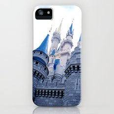 Disney Castle In Color Slim Case iPhone SE