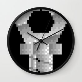 Snapping Claw - 16bit steel Wall Clock