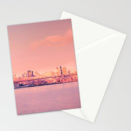 Sunsets Like These - New York City Stationery Cards