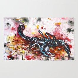 Scorpion Rug