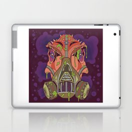 Graffiti Rex Laptop & iPad Skin