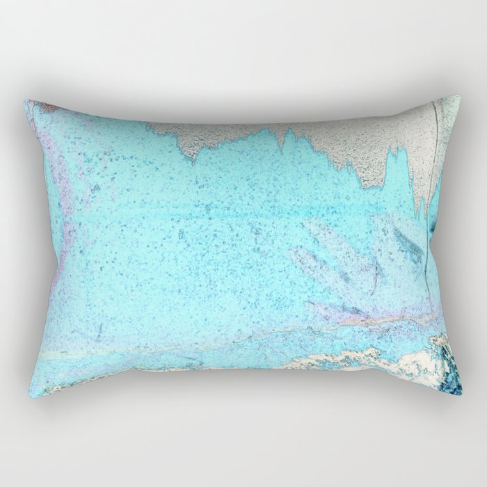 Hand and string Rectangular Pillow