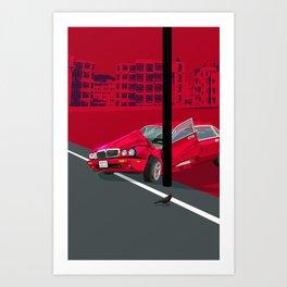 I'll Be There II Art Print