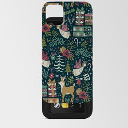Christmas Joy iPhone Card Case