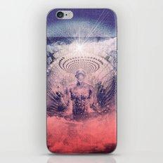 Violent Peace of Mind iPhone & iPod Skin