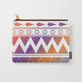 Bold graphic stripes Carry-All Pouch