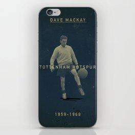 Tottenham - Mackay iPhone Skin