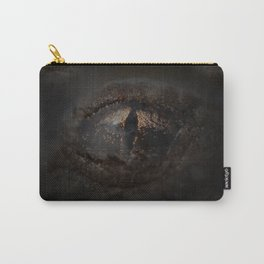 Eyes of a evil frog Carry-All Pouch