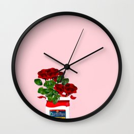 50 Shades fo Gluten Wall Clock