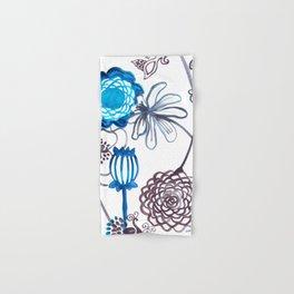Blue-Seeded Hand & Bath Towel