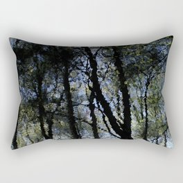 In the gloaming Rectangular Pillow