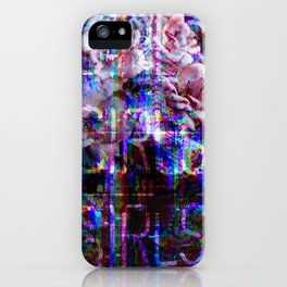 Neon Lights iPhone Case