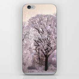 Winter Oak Fantasy iPhone Skin