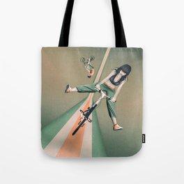 Happy Joyride Tote Bag