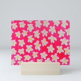 Pink Lacy Mini Art Print