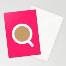 #5 Coffee Stationery Cards
