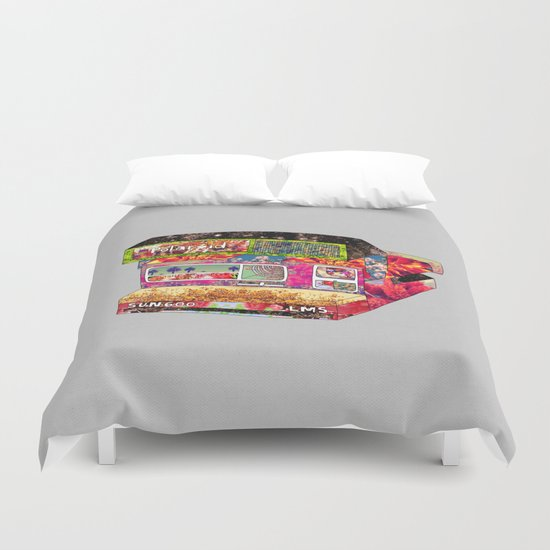 Instant Picture This Duvet Cover