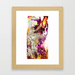 Clovers Framed Art Print