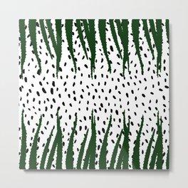 plant grow Metal Print