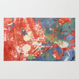 Melody of colors Rug