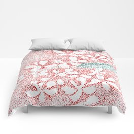 small drops Comforters