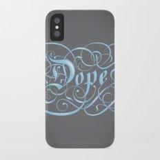 Dope iPhone X Slim Case
