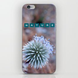 nature tint iPhone Skin