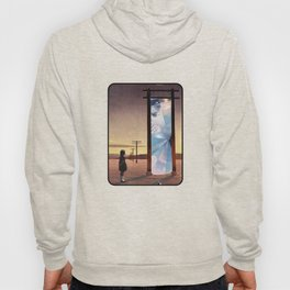 The broken window Hoody