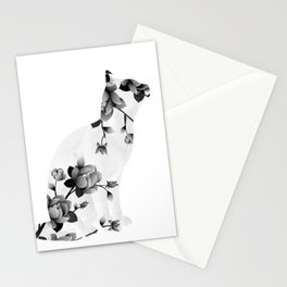 Cat 22 Stationery Cards