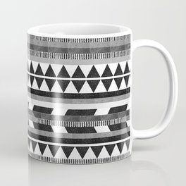 DG Aztec No.1 Monotone Coffee Mug