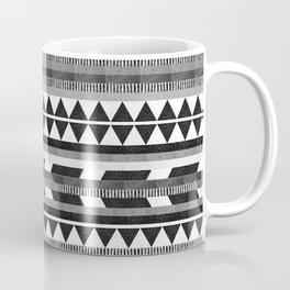 DG Aztec No.1 Monotone Coffee Mug