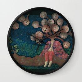 Bird (Oiseau) Wall Clock