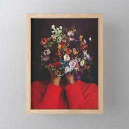 Hidden in Plain Sight Framed Mini Art Print