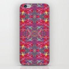 Sirena on fire. iPhone & iPod Skin