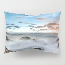 Above the mountines Pillow Sham