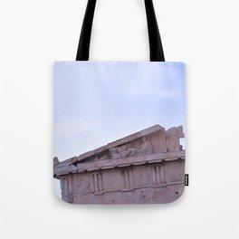 Parthenon Pediment Tote Bag