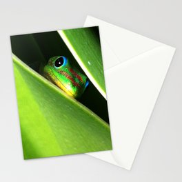 Eyes in the Grass Stationery Cards