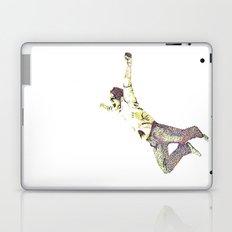 young man falling Laptop & iPad Skin