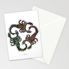 SCORPIONS II Stationery Cards