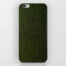 Rural Corn Fields iPhone Skin