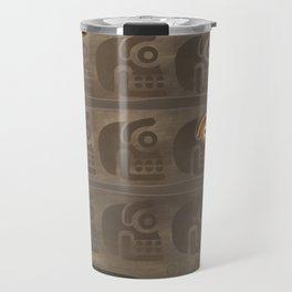 tzompantli's eye Travel Mug