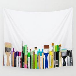 Real Weapons Of Mass Creation II Wall Tapestry