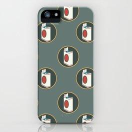 cigarette iPhone Case