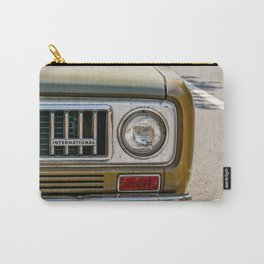 Vintage International Carry-All Pouch