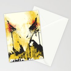 Eagle Eye Watching Stationery Cards