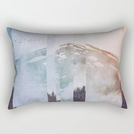 Fractions A38 Rectangular Pillow