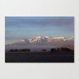 Sunrise & Garfunkel Canvas Print