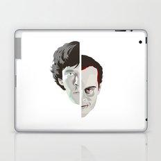 Old Fashioned Villain Laptop & iPad Skin